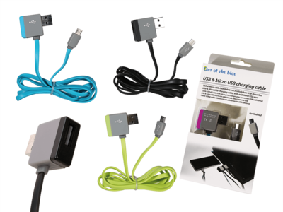 Cable USB & Cable USB micro pour charger,