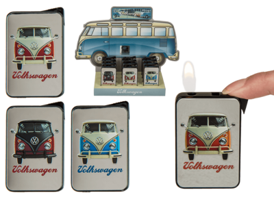 Electro metal lighter, VW Bus,