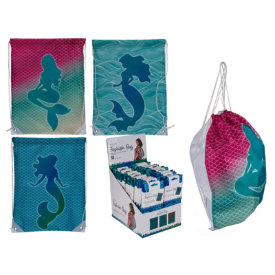 Fashion bag, Mermaid,