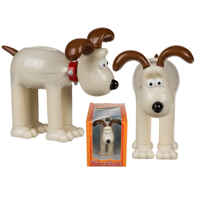 Figura con movimento, Gromit,
