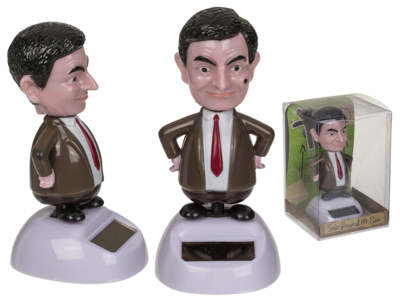 Figura con movimiento, Mr. Bean,