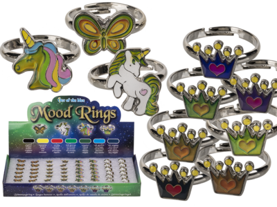 Mood Ring, Fantasy Style,