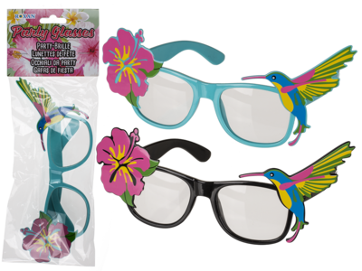Party-Brille, Tropical,