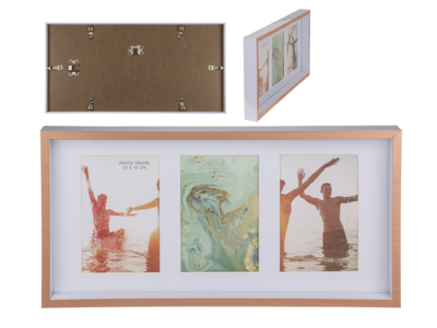 Photo frame, Copper Optic,