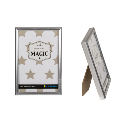 Photo frame, Pure Silver,