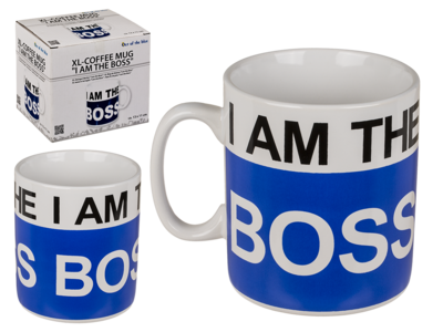 Tazza, I am the Boss,