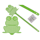 Fly swatter, Frog,