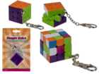 Magic Cube with carabiner hook,