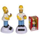 Moveable figurine, Homer Simpson with donut,