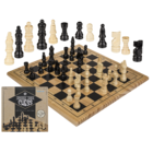 Wood-game, Chess,